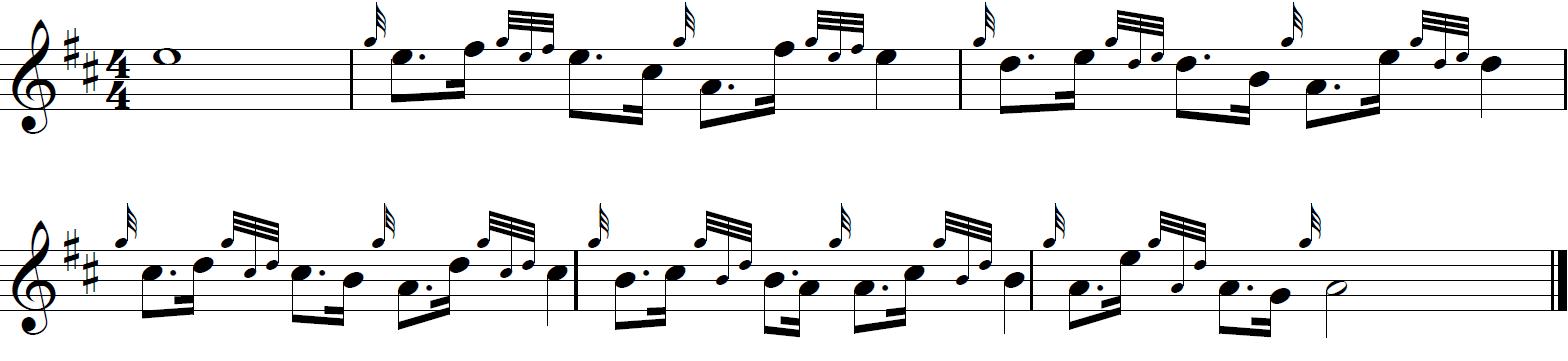 Intermediate exercise 34